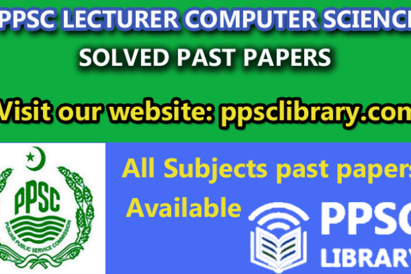ppsc computer science past papers
