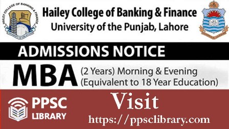 mba in lahore